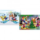 Educa Puzzle Mickey Mouse Club House 2×48