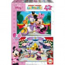 Educa Puzzle Minnie Mouse 2×48