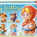 Educa Puzzle Bebe cu Personaje