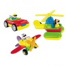 Tomy Vehicule Puzzle