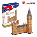 CubicFun Puzzle 3D Big Ben
