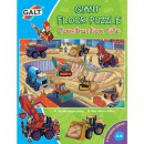Galt Giant Floor Puzzle – Construction Site